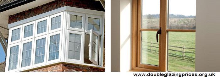 Wie w hlt man zwischen kunststoff und holzfenster for Holzfenster kunststofffenster